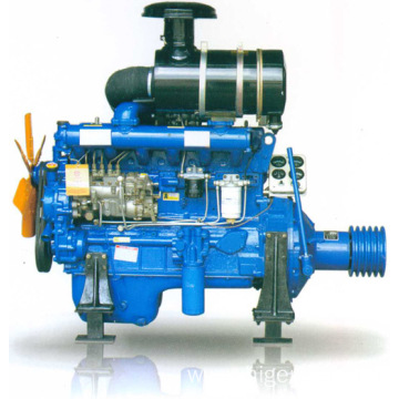 Weichai R6105IZLP 180hp Diesel Engine with Clutch and Pulley